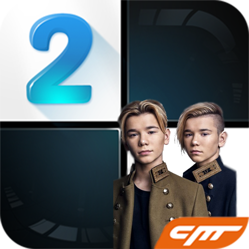 Marcus & Martinus Piano Tiles 2