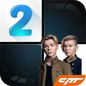 11.  Marcus & Martinus Piano Tiles 2