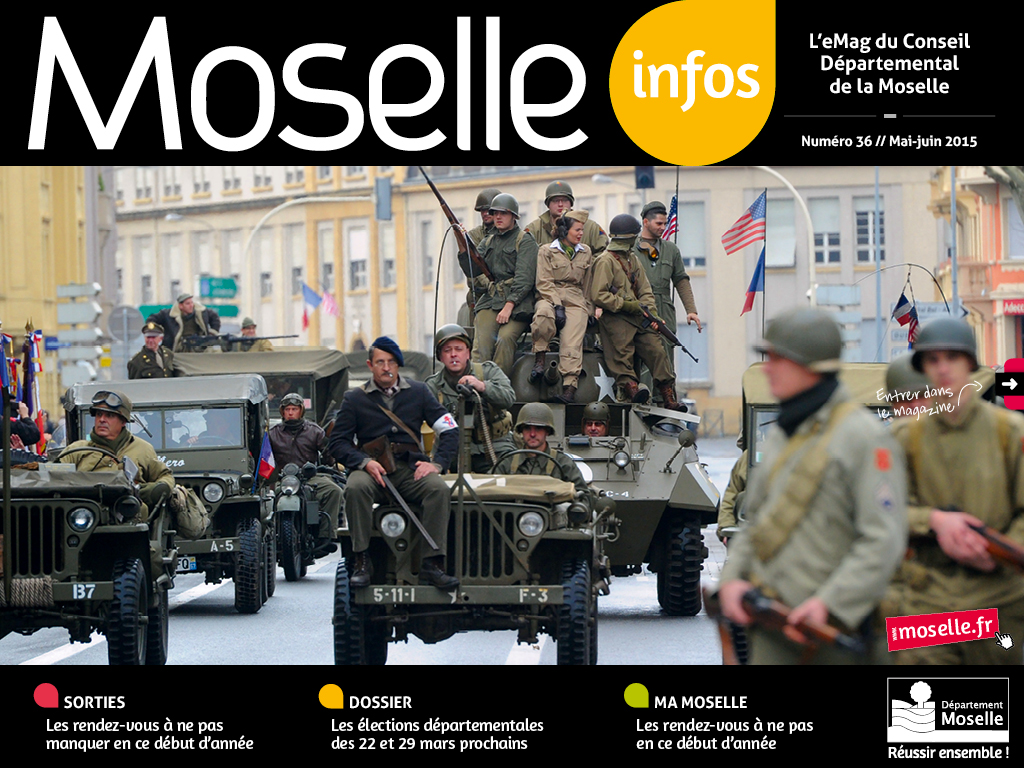 Moselle infos- screenshot