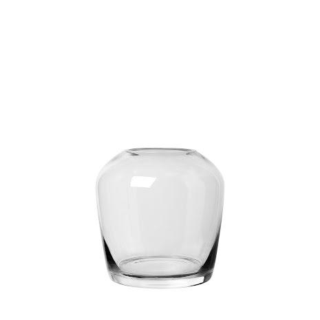 LETA, Vas 11 cm, Small - Clear