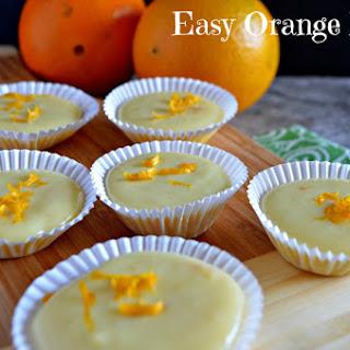 Easy Orange Fudge #TheLeftoversClub