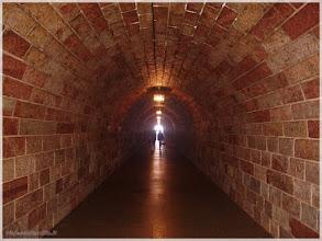 Photo: La Casa Kehlstein ( Nido del Aguila). Tunel de entrada.Alemania http://www.viajesenfamilia.it/