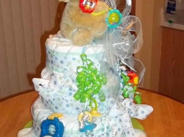 Diaper Cake Recipe