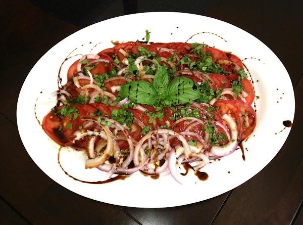 Tomato And Onion Salad Recipe