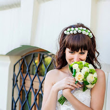 Wedding photographer Kseniya Sergeevna (kseniasergeevna). Photo of 11.07.2017