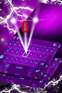 Purple Candy Theme - náhled