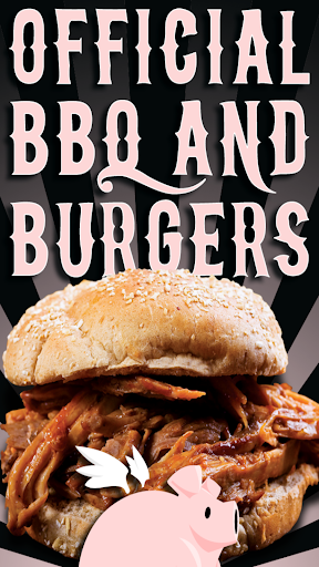 Official BBQ and Burgers