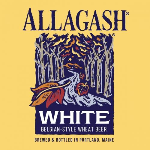 Logo of Allagash White Ale