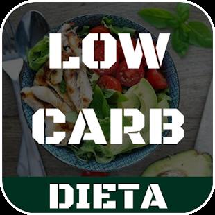 Dieta Low Carb - Português - náhled