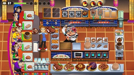 COOKING DASH Screenshot