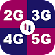 Download 2G 3G 4G 5G Speed Internet Data.LTE Speed Meter For PC Windows and Mac