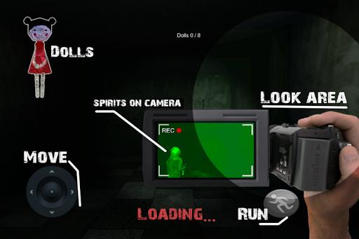 Paranormal Asylum 1.0 APK MOD screenshots 2