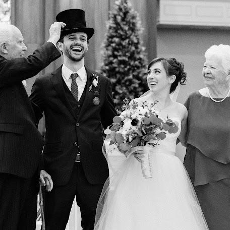 Fotógrafo de bodas Alex Paul (alexpaulphoto). Foto del 28.12.2017