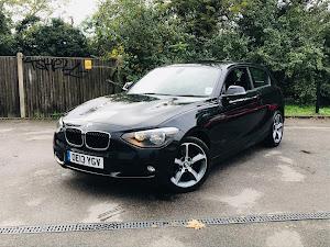 2013 BMW 118D SE
