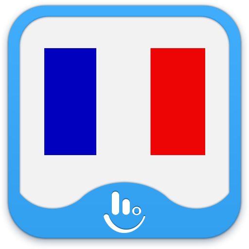 French for TouchPal Keyboard Icon