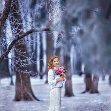 Wedding photographer Lyudmila Sukhova (pantera56). Photo of 16.02.2015