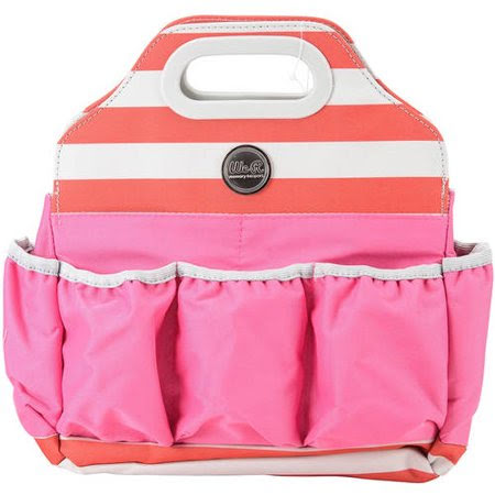 We R Memory Keepers Crafters Tote Bag - Pink