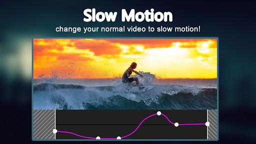 Slow motion video FX: fast & slow mo editor 1.3.4 screenshots 6