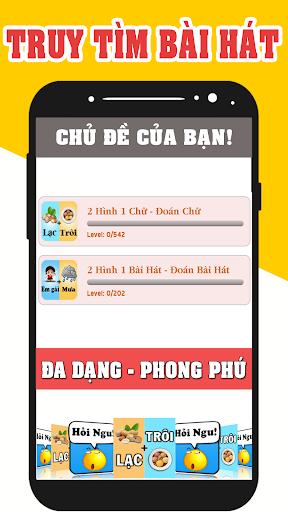 2 hu00ecnh 1 chu1eef - Truy Tu00ecm Bu00e0i Hu00e1t - 2 Hinh 1 Chu 1.0.2 screenshots 4