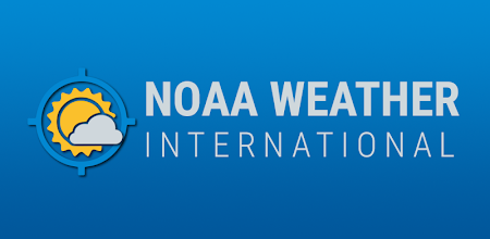 NOAA Weather International APK poster