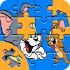 Jigsaw Tom Puzzle Jerry Game