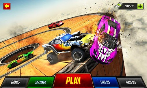 Whirlpool Demolition Car Wars 1.7 Mod + Data for Android 1