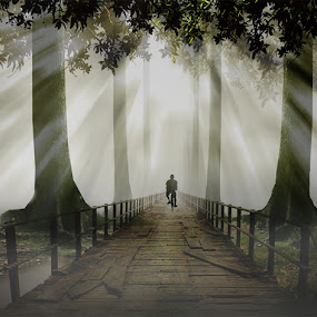 Light Paradise by Eli Supriyatno - Digital Art People