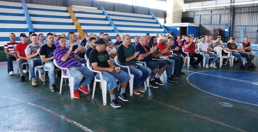 68 PRIVADOS DE LIBERTAD SE GRADUARON DE CURSOS DEL INA