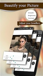 Exciting Women Jewellery Photo Editor - náhled