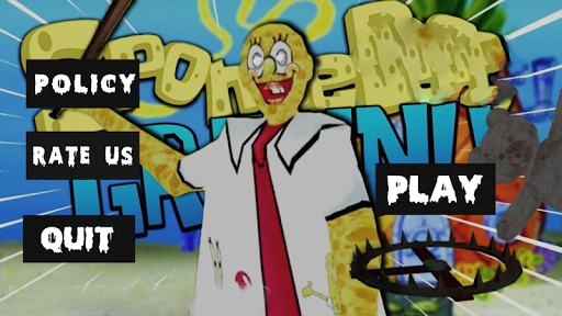 Sponge Granny V2 Screenshot