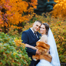 Wedding photographer Aleksandr Malinin (AlexMalinin). Photo of 20.12.2017