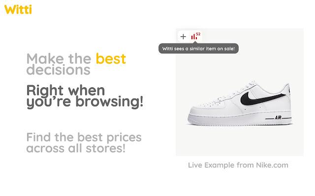 Witti - Shop the Smart Way