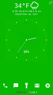 Smart Lock Screen screenshot