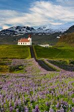 Photo: Hellissandur, Snæfellsnes, Iceland
