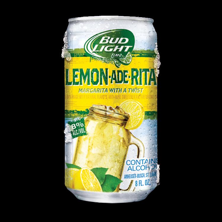 Logo of Bud Light Lemon-Ade-Rita