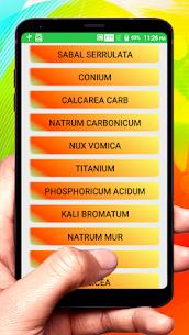 দুবর্লতার হোমিওপ্যাথিক ঔষধ ~ Homeopathic medicine App Download For Android 3