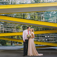 Wedding photographer Varvara Gerte (oo8i). Photo of 01.10.2018