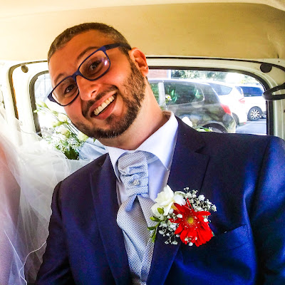 Happy Groom di Marco Spinelli
