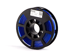 Kodak Translucent Blue PETG Filament - 1.75mm (0.75kg)