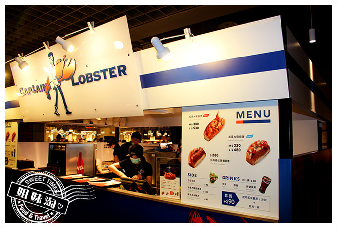 Captain Lobster快閃店後記