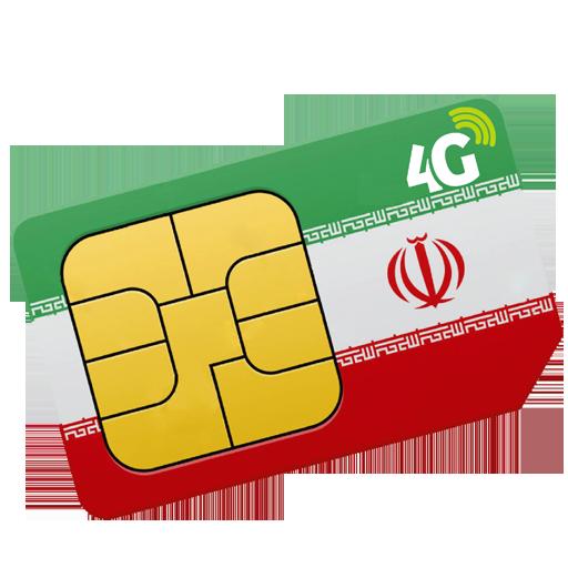 4.5G Data Plan Iran