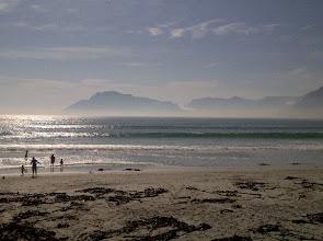 Photo: Long Beach, Cape Town