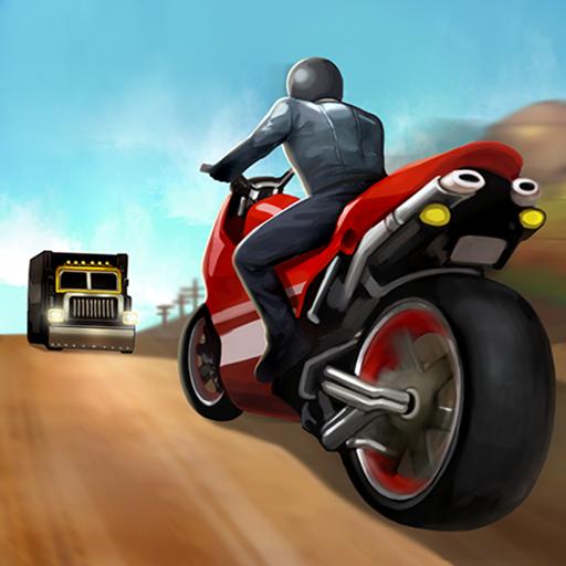 Bike Run Icon