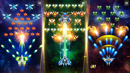 Space Shooter: Alien vs Galaxy Attack (Premium) apktram screenshots 7