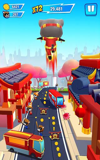 Talking Tom Hero Dash - Run Game 1.6.0.925 screenshots 13