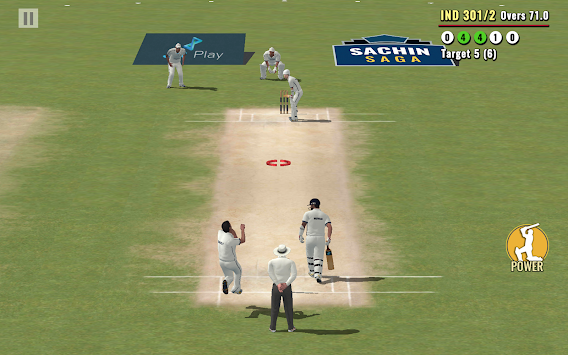 SACHIN чемпіонів Saga Cricket APK screenshot thumbnail 12