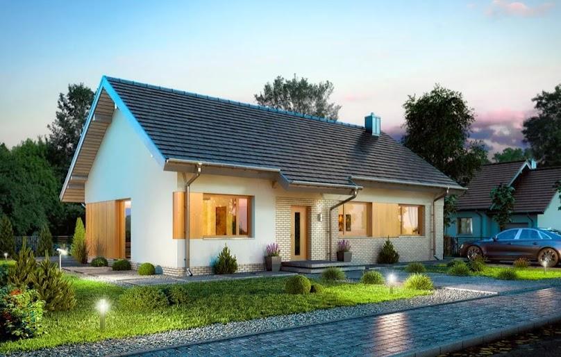 Projekt domu Enzo 1
