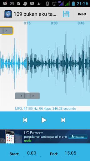 Easy RingtoneMaker MP3Cutter