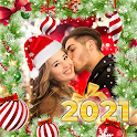 Merry Christmas Photo Frames: Holiday Pictures icon