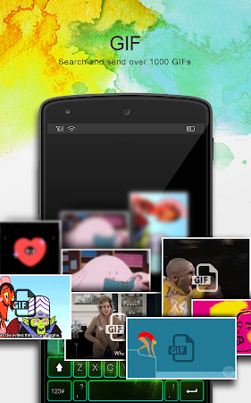 Flash Keyboard - Emojis & More 1.0.10100.1205 screenshot 625788